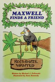 Cover of: Maxwell finds a friend