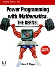 Cover of: Power programming with Mathematica