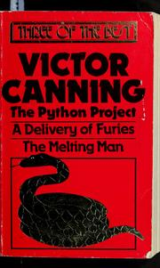 Cover of: Victor Canning omnibus | Victor Canning