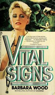 Cover of: Vital signs | Barbara Wood