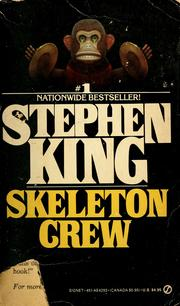 Cover of: Skeleton crew