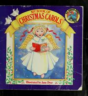 Cover of: My book of Christmas carols | B. Rosenkrans
