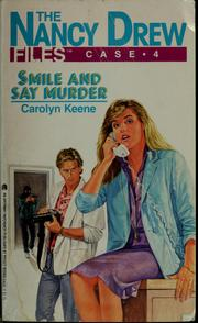 Cover of: Smile and Say Murder