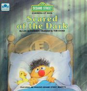 Cover of: Scared of the dark | Liza Alexander