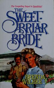 Cover of: The sweetbriar bride