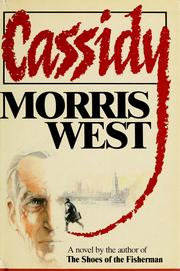 Cover of: Cassidy