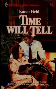 Cover of: Time Will Tell
