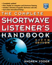 Cover of: Complete shortwave listener's handbook