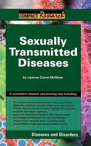 Cover of: Sexually Transmitted Diseases | L. K. Currie-McGhee