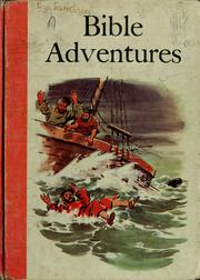 Cover of: Bible adventures | Carol Ferntheil