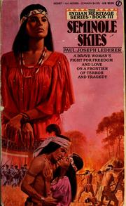 Cover of: Seminole skies | Paul Joseph Lederer