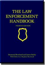 Cover of: The Law Enforcement Handbook Forth Edition |