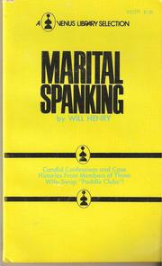 Cover of: Marital Spanking by