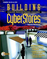 Cover of: Building cyberstores