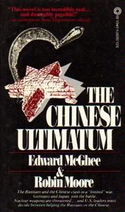 The Chinese Ultimatum