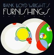 Cover of: Frank Lloyd Wright's furnishings