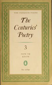 Cover of: The centuries