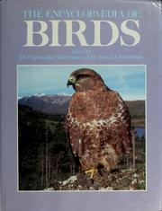 Cover of: Encyclopedia of birds | Christopher M. Perrins