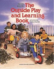 Cover of: The outside play and learning book