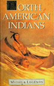 Cover of: North American Indians