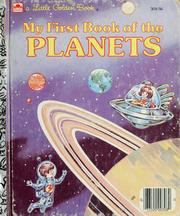 Cover of: My first book of the planets