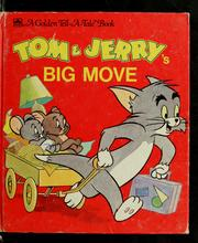 Cover of: Tom & Jerry's big move | Jean Little