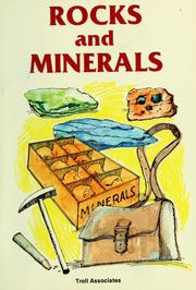 Cover of: Rocks and minerals | Rae Bains