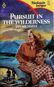 Cover of: Pursuit in the Wilderness | Jan Michaels