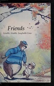 Cover of: Friends