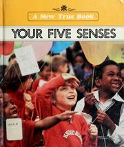Cover of: Your five senses | Ray Broekel