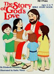 Cover of: The Story of God's Love