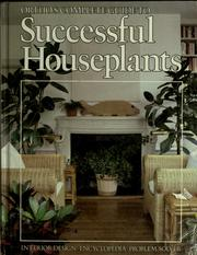 Cover of: Ortho's complete guide to successful houseplants