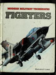 Cover of: Fighters | Malcolm V. Lowe