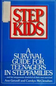 Cover of: Stepkids
