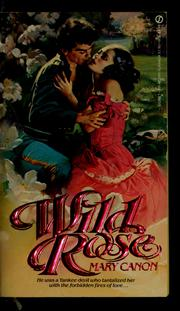 Cover of: Wild Rose