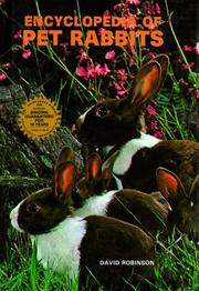 Cover of: The encyclopedia of pet rabbits