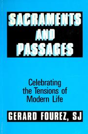 Cover of: Sacraments and passages
