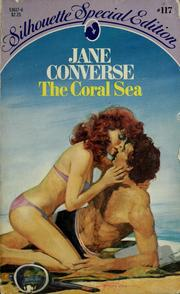 Cover of: The Coral Sea by Jane Converse