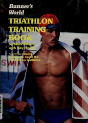 Cover of: Triathlon training book | Mark Sisson