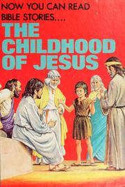 Cover of: the childhood of Jesus | Elaine Ife