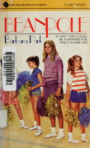 Cover of: Beanpole