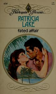 Cover of: Fated Affair