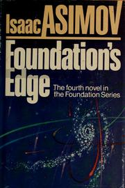 Cover of: Foundation's Edge