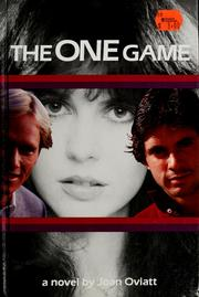 Cover of: The one game
