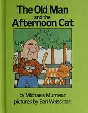Cover of: The old man and the afternoon cat