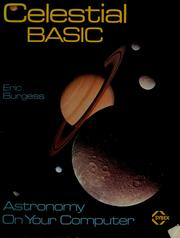 Cover of: Celestial BASIC | Eric Burgess