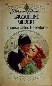 A house called Bellevigne