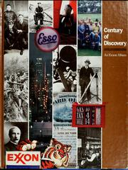 Cover of: Century of discovery