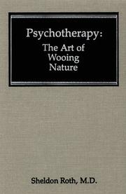 Cover of: Psychotherapy
