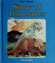 Cover of: Story of dinosaurs